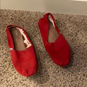 Tom canvas shoes